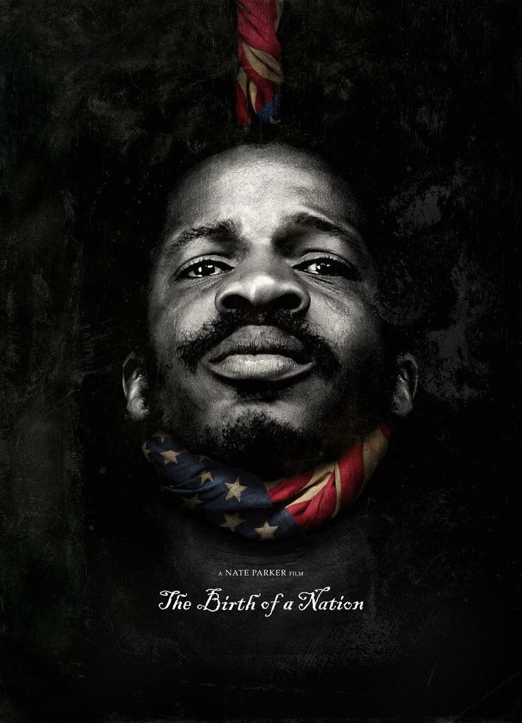 The Birth of a Nation Poster Key Art - Publicity - P 2016