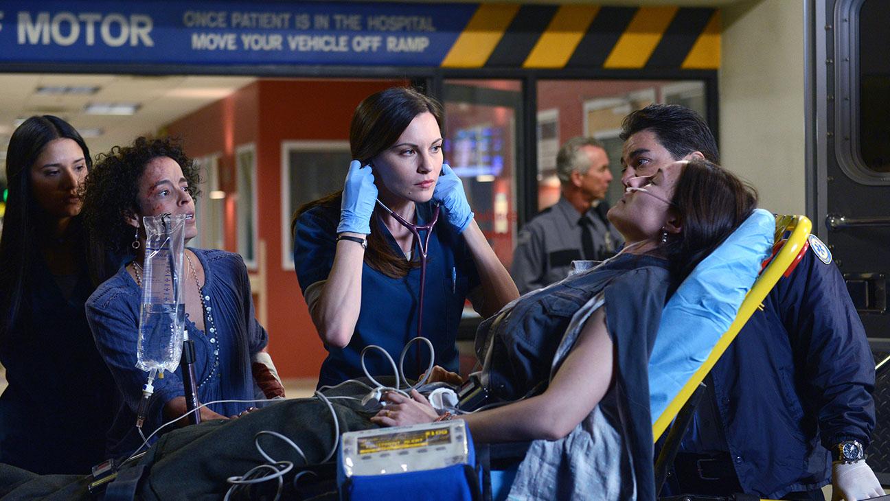 The Night Shift S03 Jill Flint H 2016