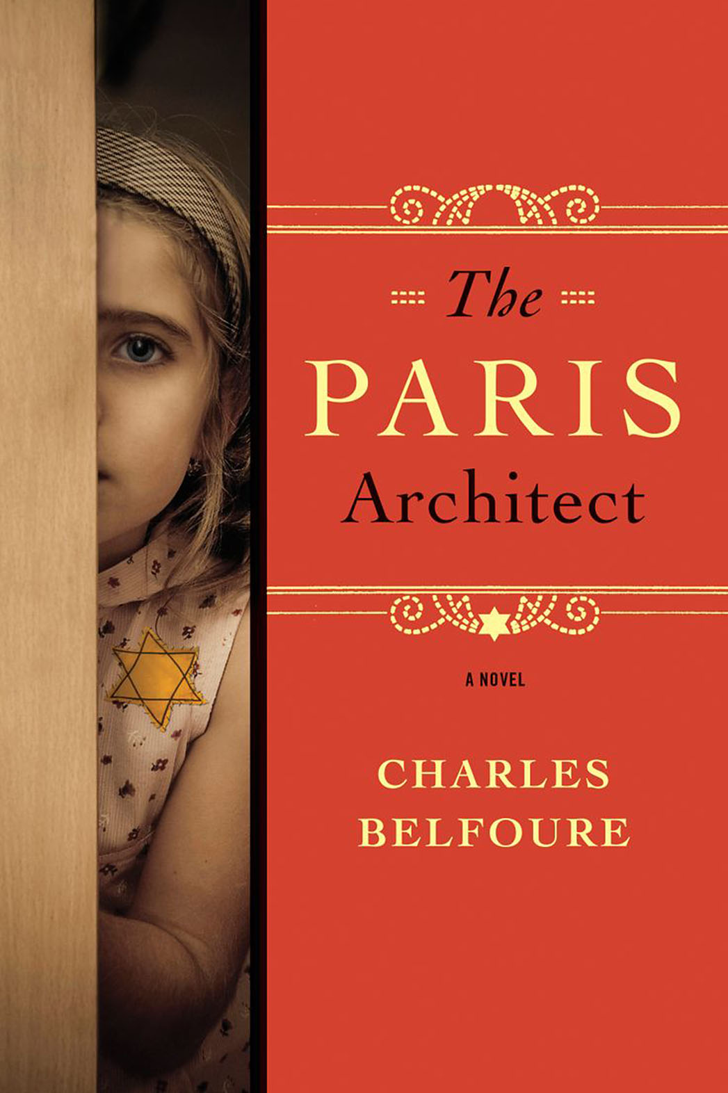 The Paris Architect Cover - P 2016