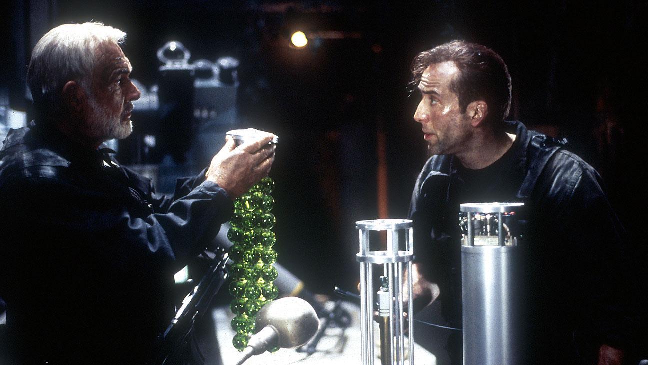 The Rock (1996)- Sean Connery, Nicolas Cage-Photofest-H 2016