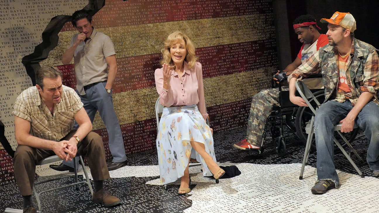 The Trial of Jane Fonda Production Still - Publicity - H 2016