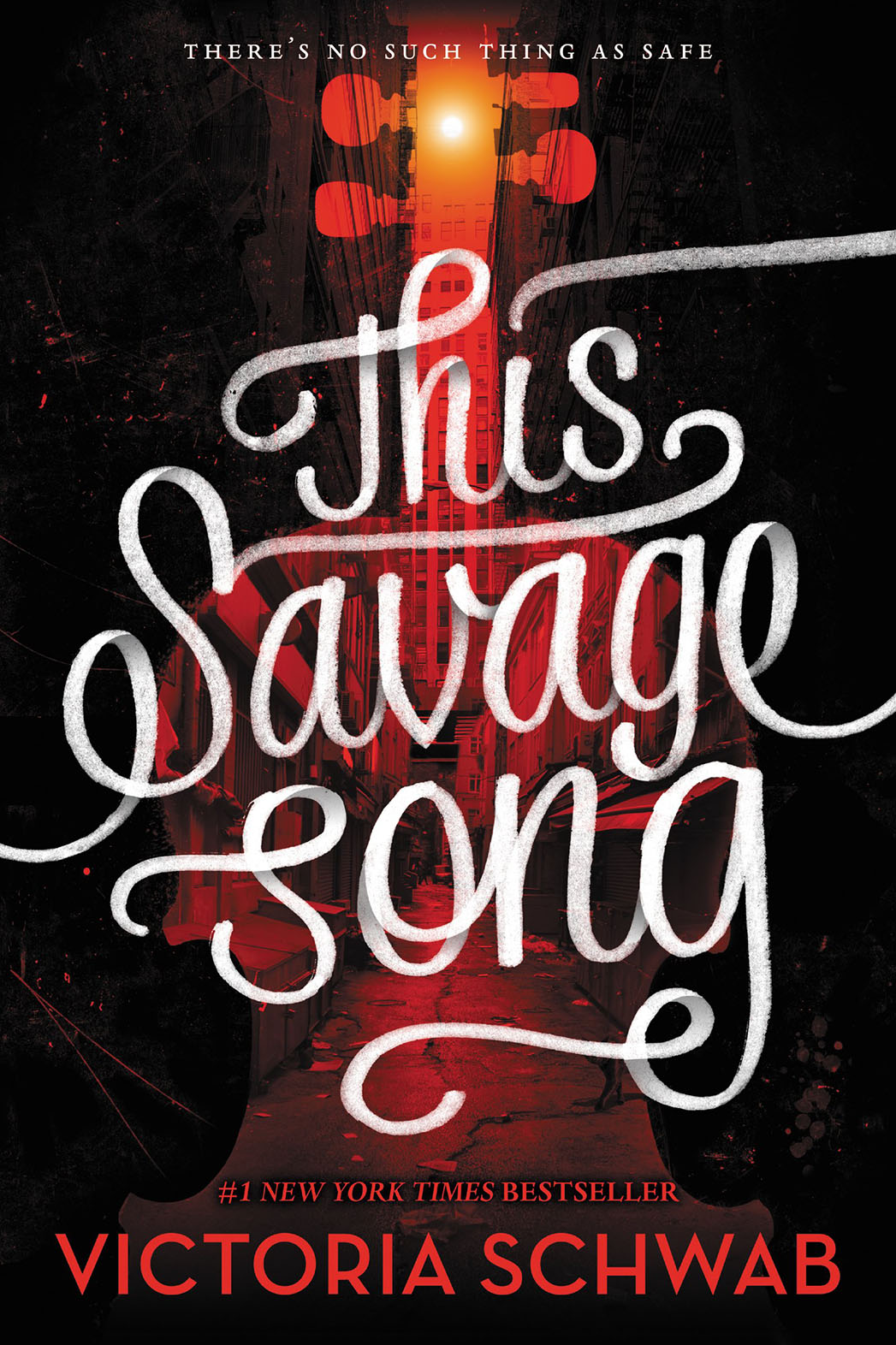 This Savage Song Cover - Publicity - P 2016