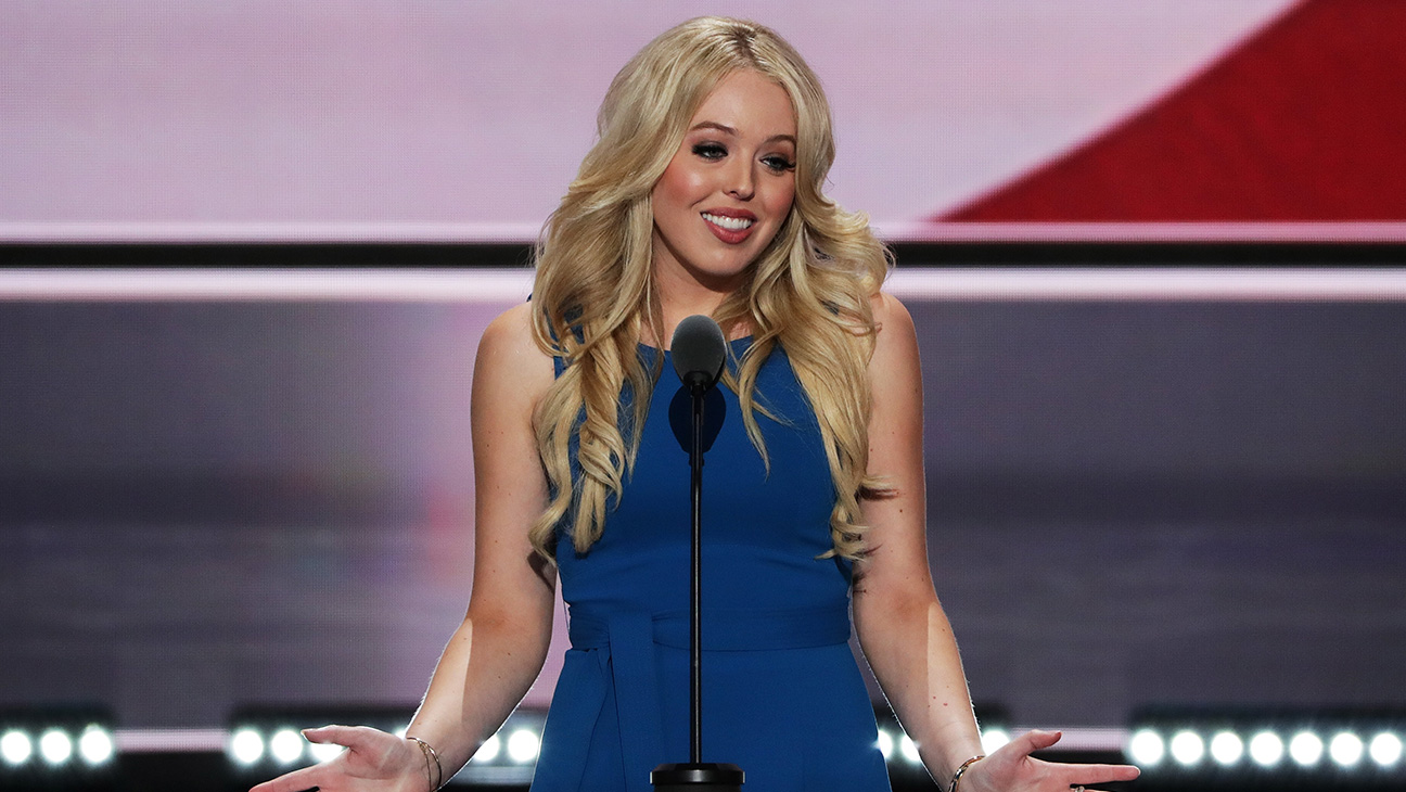 Tiffany Trump 5 Things To Know About Donald S Daughter Hollywood Reporter