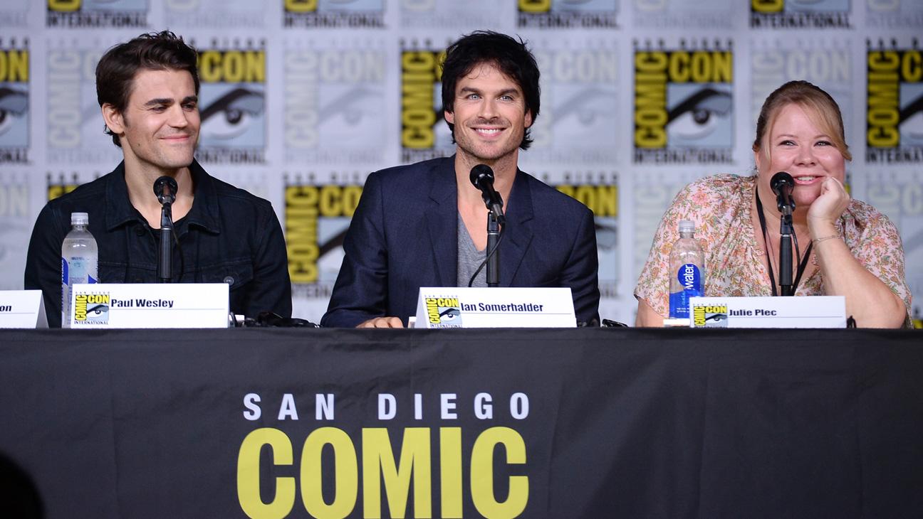 Vampire Diaries - Comic Con Panel - H 2016