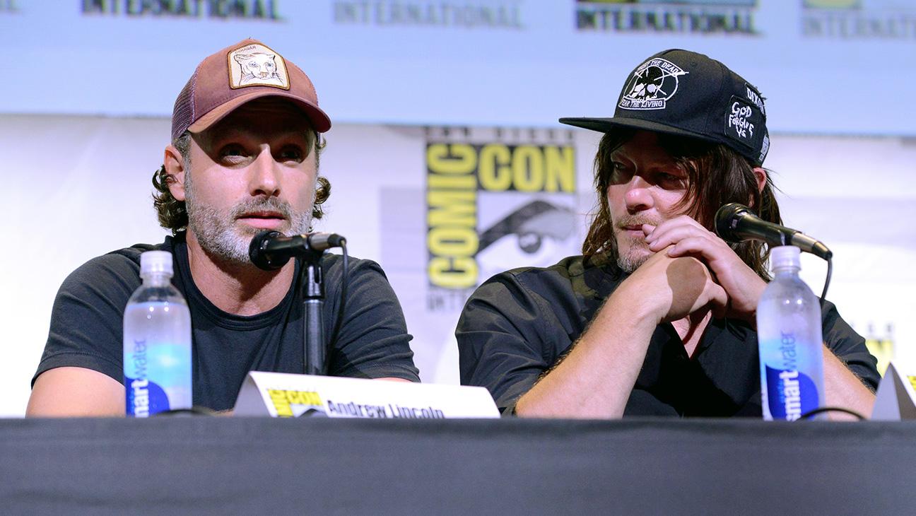 The Walking Dead Panel Comic-Con - H 2016