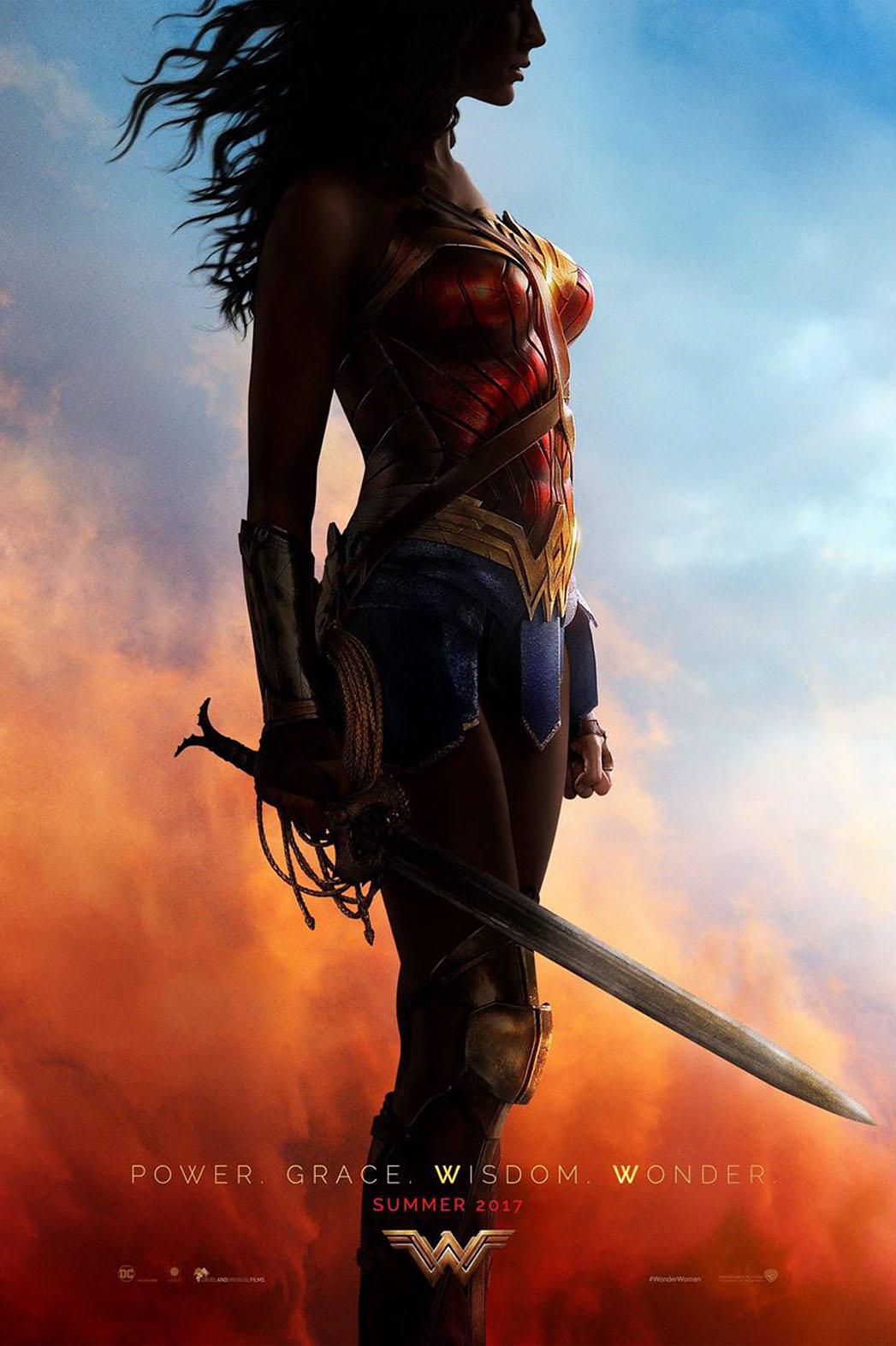 Wonder_Woman_Poster - Publicity - P 2016