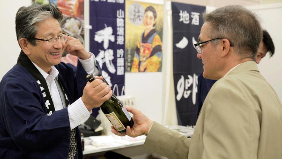 Kampai still1-Gauntner-Japan and Sake and Fair-H 2016