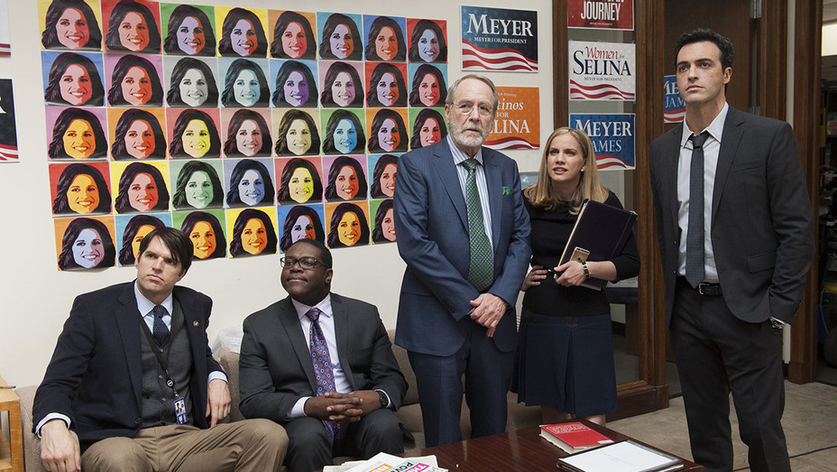 15 GUEST ACTORS SOUND OFF: MARTIN MULL Veep (HBO) H-H 2016