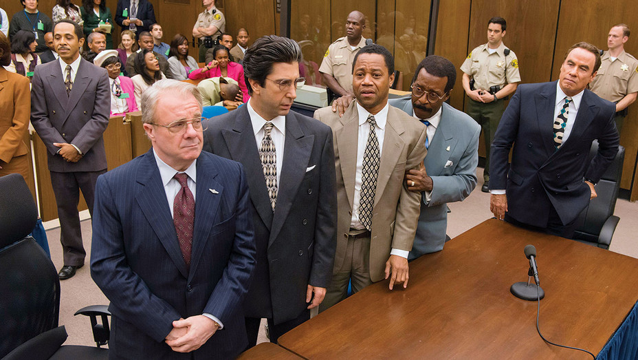 """THE PEOPLE v. O.J. SIMPSON: AMERICAN CRIME STORY """"The """"Verdict"""" Episode 110-H 2016"""