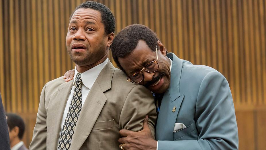 Emmys -Courtney B. Vance - People vs. O.J. Simpson - H 2016