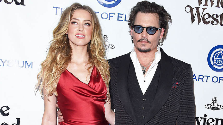Amber Heard and Johnny Depp Getty H 2016