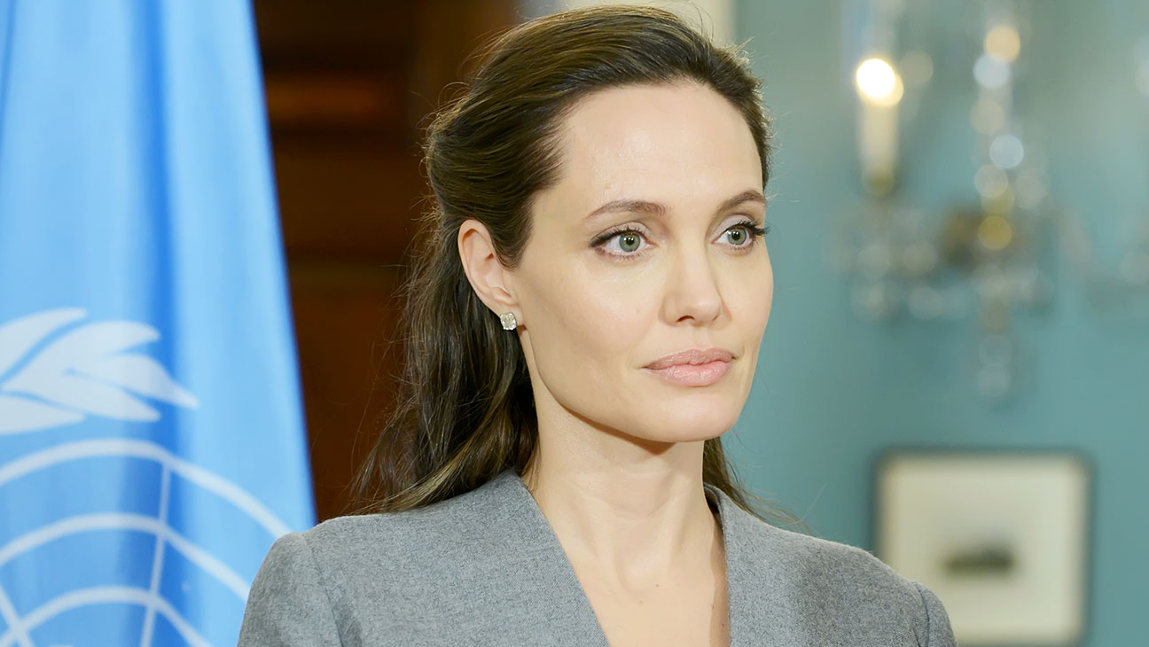 Angelina Jolie Getty H 2016