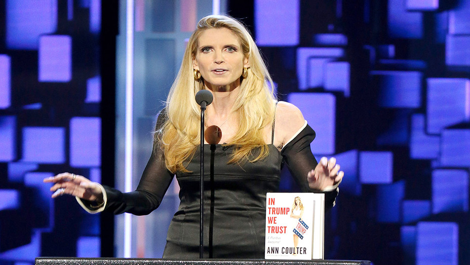 Ann Coulter - Getty - H