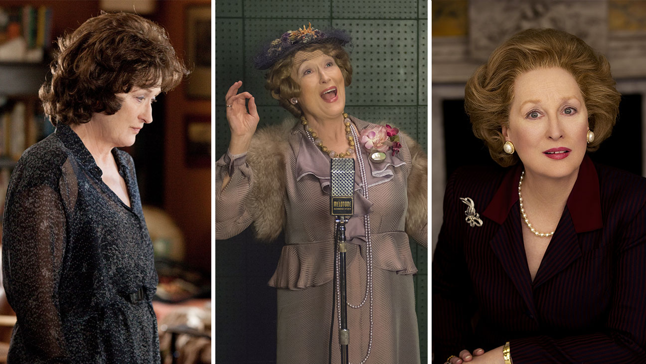 August- Osage County_Florence Foster Jenkins_The Iron Lady_Split - Photofest - H 2016