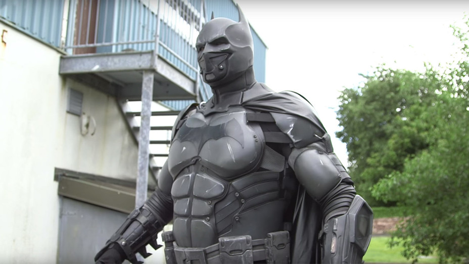 Batman Cosplay World Record - H 2016