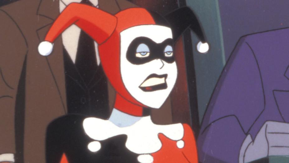Batman Animated Series Harley Quinn Photofest H 2016