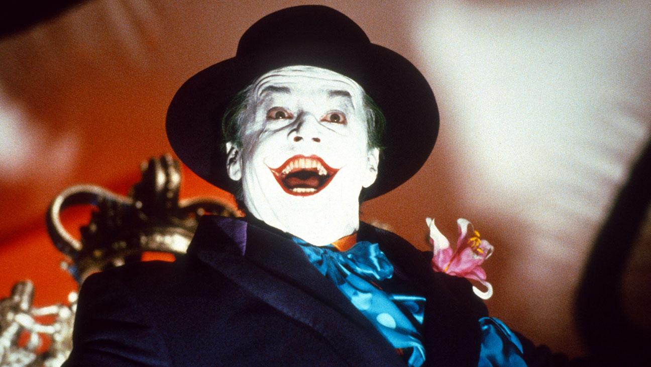 Batman (1989) -Jack Nicholson (as The Joker) -Photofest-H 2016