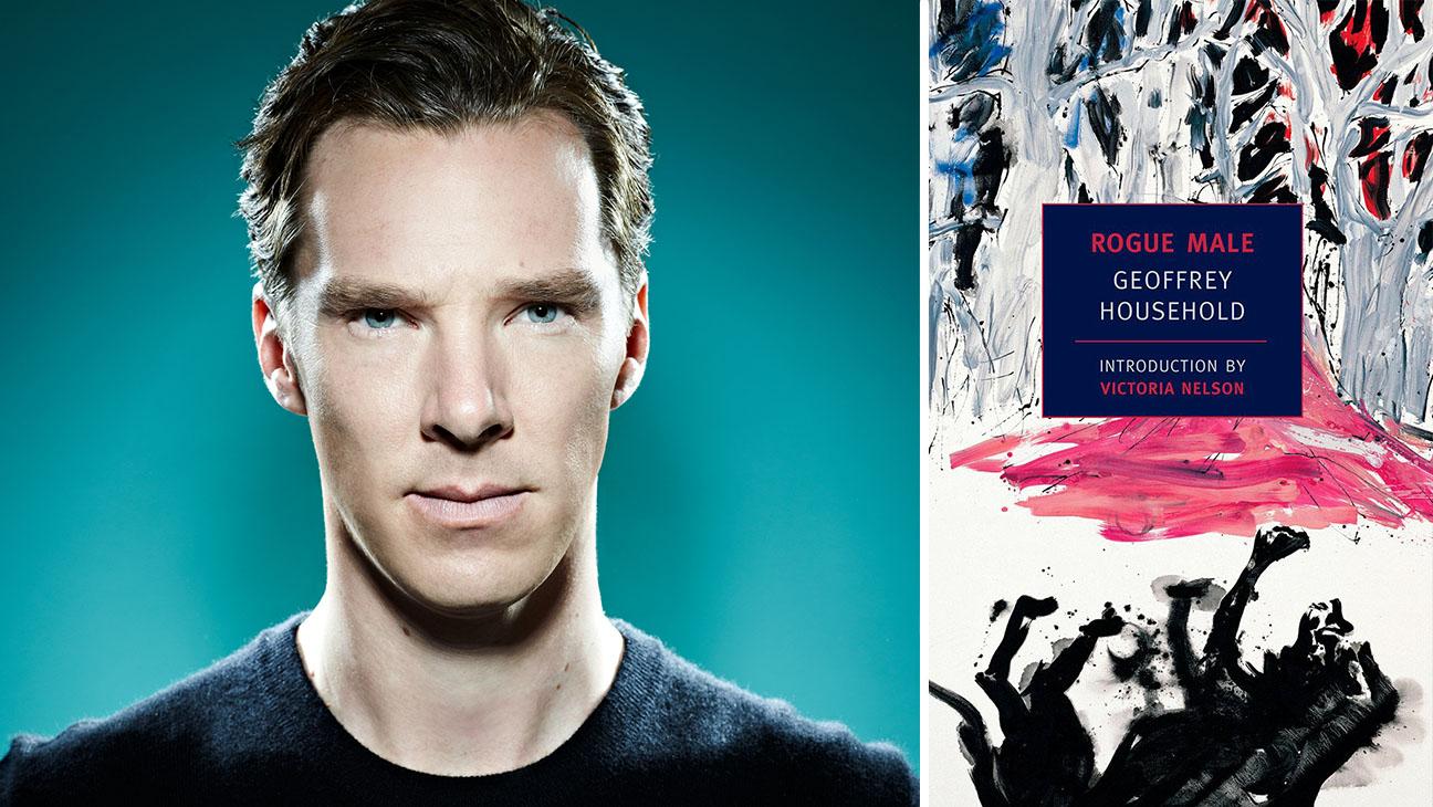 Benedict Cumberbatch_Rogue Male Cover _Split - Publicity - H 2016