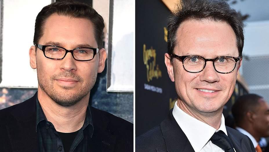Bryan Singer and Peter Rice -Split-Getty-H 2016