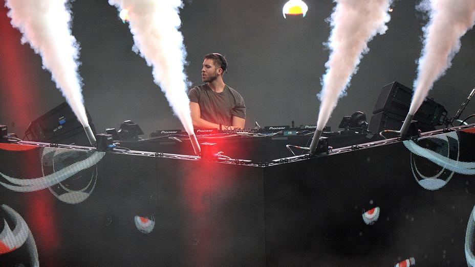 Billboard Hot 100 Fest Calvin Harris - H Getty 2016