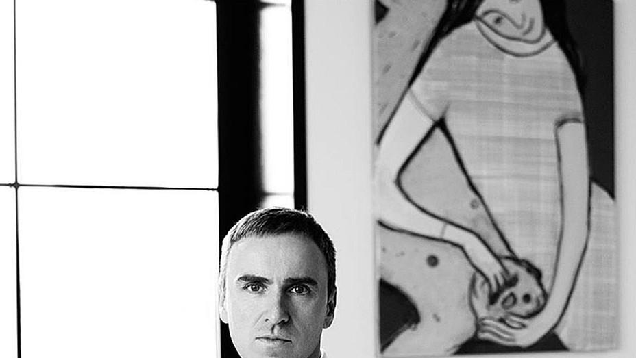 Calvin Klein- Raf Simons as Chief Creative Officer -Screen Shot-SQ 2016