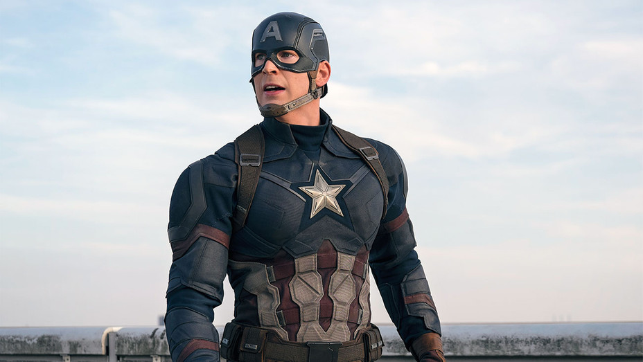 How Superheroes Are Hollywood's Super Givers: Captain America-Chris Evans- H 2016