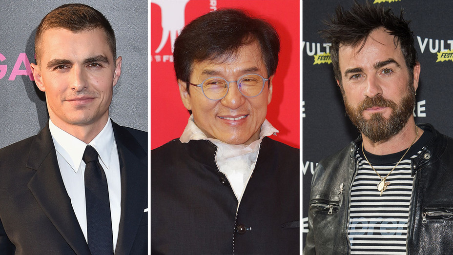 Dave Franco, Jackie Chan and Justin Theroux-Getty-H 2016