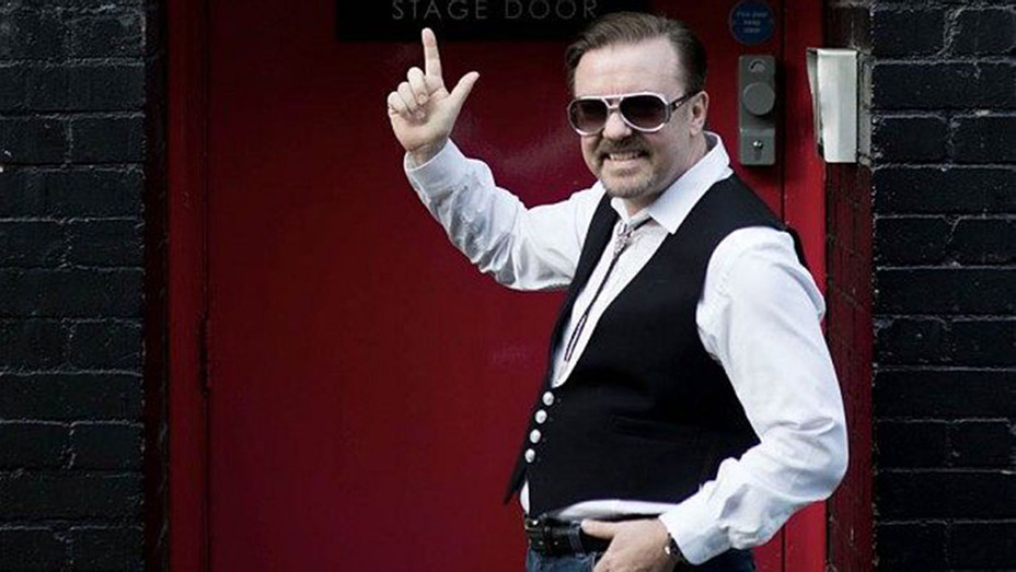 DAVID BRENT- LIFE ON THE ROAD Ricky Gervais 1 P 2016