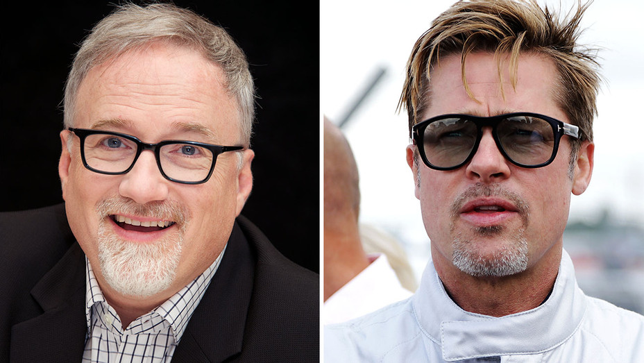 david fincher and brad pitt_Split - Getty - H 2016