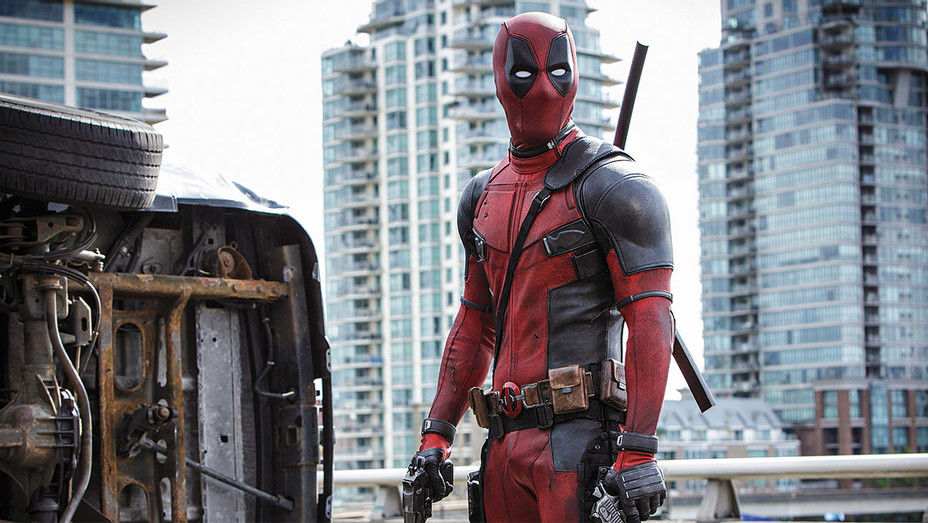 How Superheroes Are Hollywood's Super Givers: Deadpool-Ryan Reynolds-H 2016