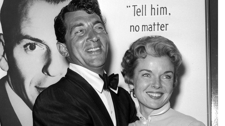Dean Martin and  Jeanne Martin 1957 - Photofest-H 2016