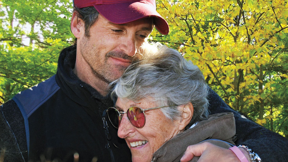 PATRICK DEMPSEY and MOM-Publicity-H 2016