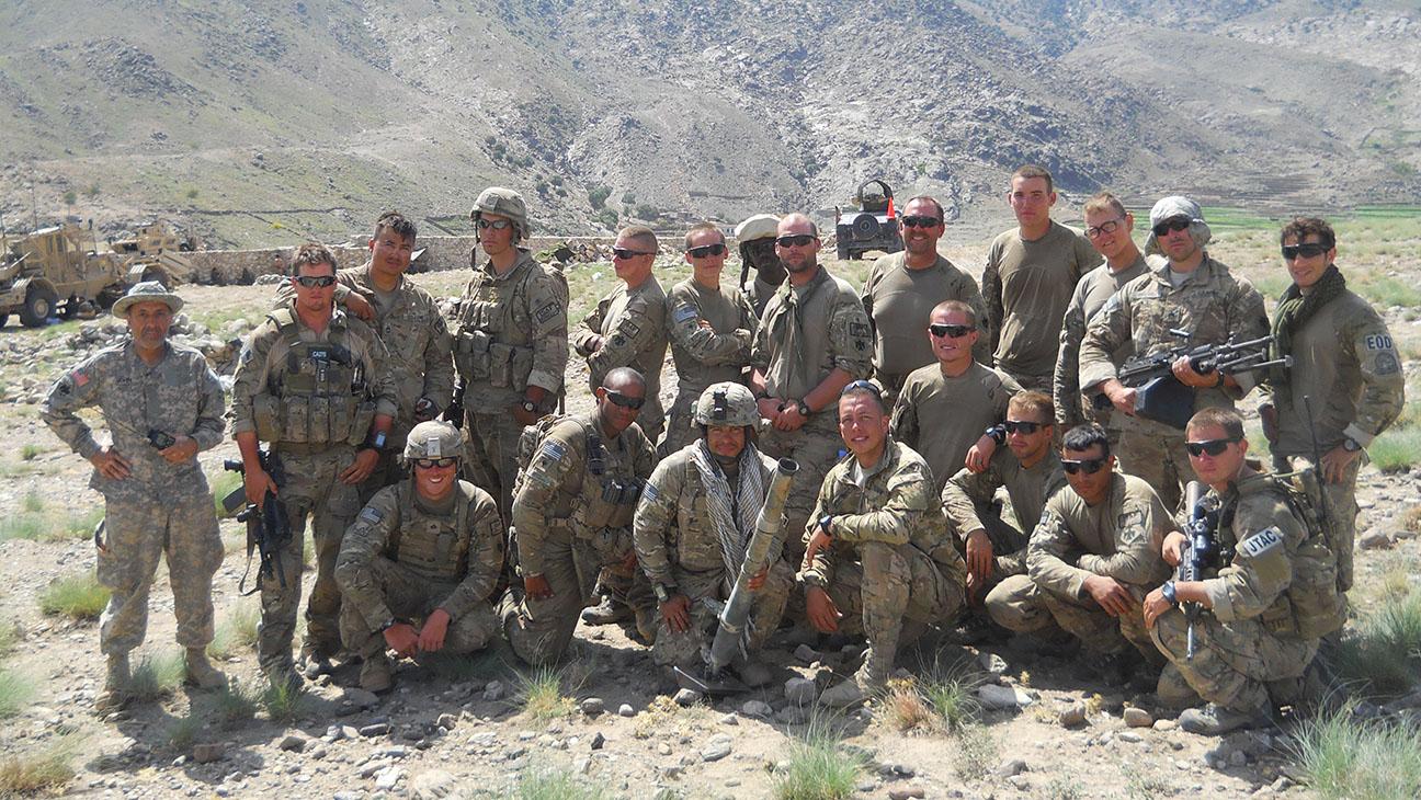 CITIZEN SOLDIER - still 1 -179's A Company, 3rd Platoon -H 2016