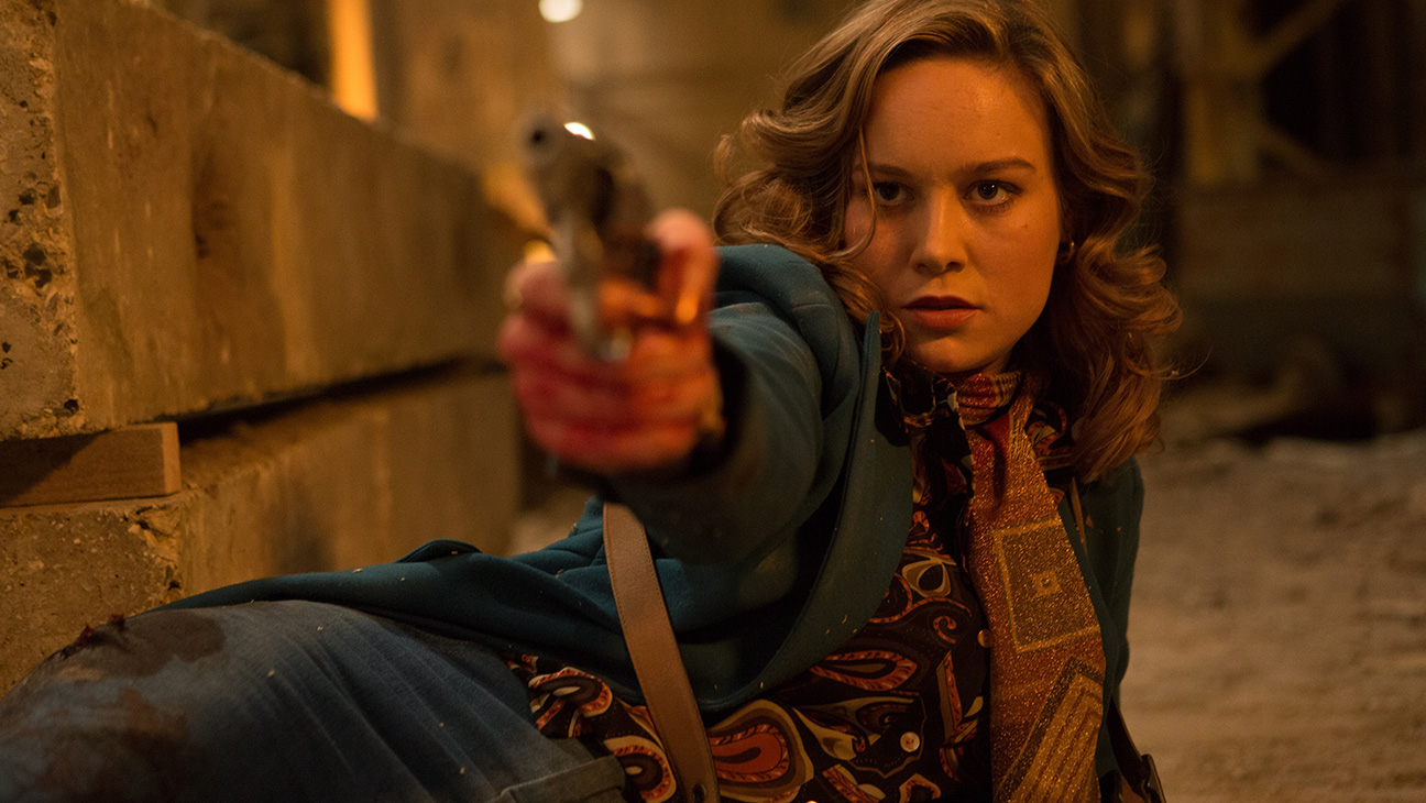 Brie Larson in 'Free Fire' - H 2016