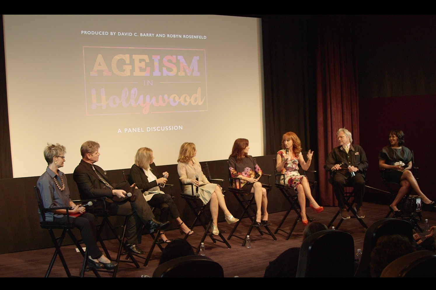 Ageism in Hollywood Panel - H 2016