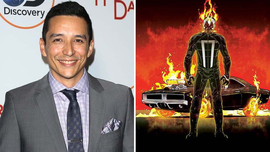 Gabriel Luna and GhostRider-Split-H 2016