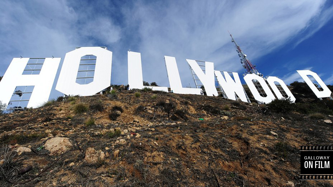 Galloway on Film - Hollywood Sign - H Getty 2016