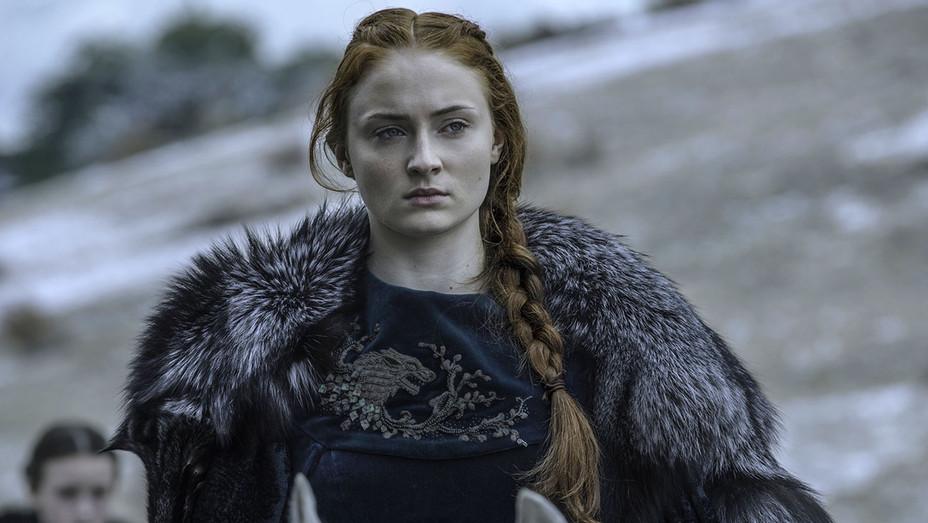 Game Of Thrones Sophie Turner Still 2 H 2016