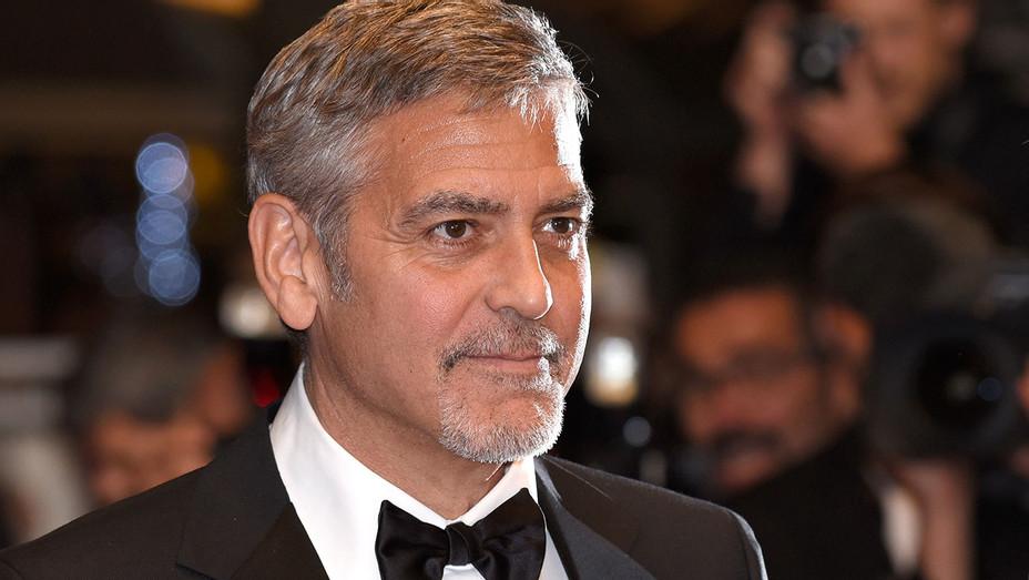 George Clooney - Getty - H 2016