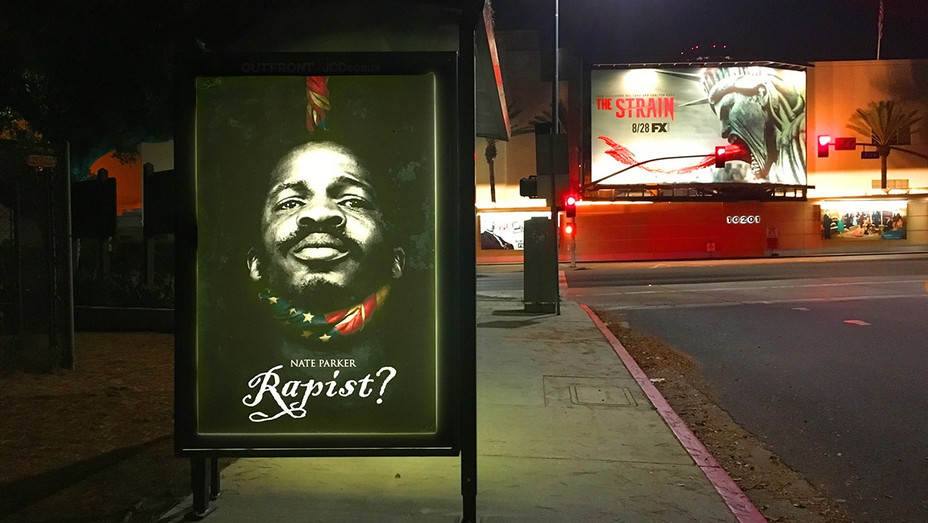 "Sabo 'Birth of a Nation' ""Rapist"" Poster - H 2016"