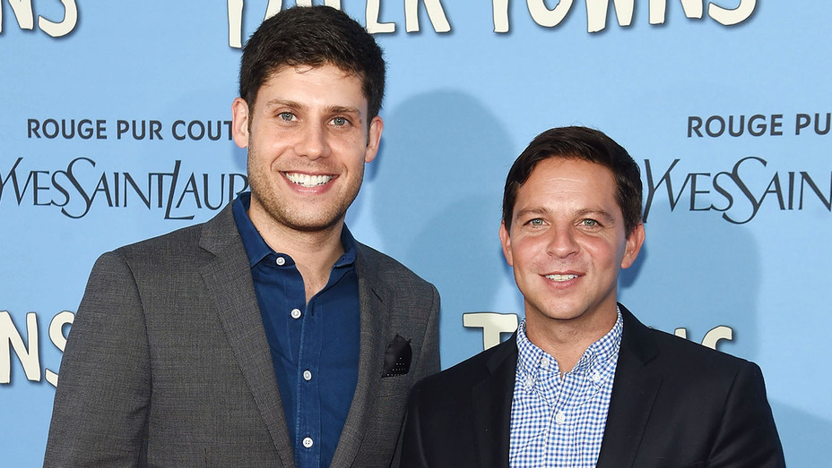 Michael H. Weber and  Scott Neustadter -Getty-H 2016