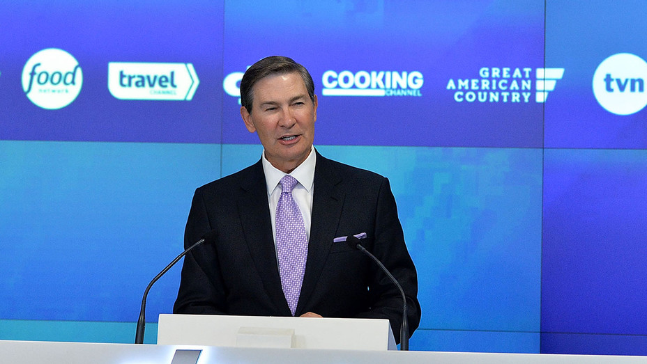 Kenneth W. Lowe, Chairman of the Board, President and CEO of Scripps Networks -Getty-H 2016