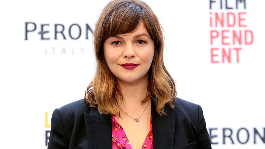 Amber Tamblyn-LA Film Festival 2016-Getty-H 2016