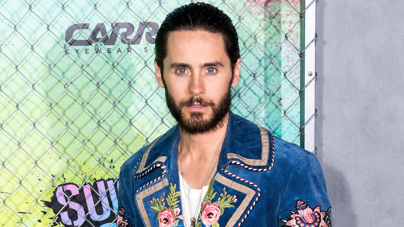 Jared leto -world premiere of Suicide Squad-Getty-H 2016