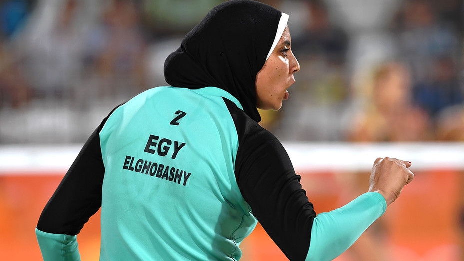 Rio 2016 Olympic Games-Doaa Elghobashy of Egypt-Day 2- Getty-H 2016