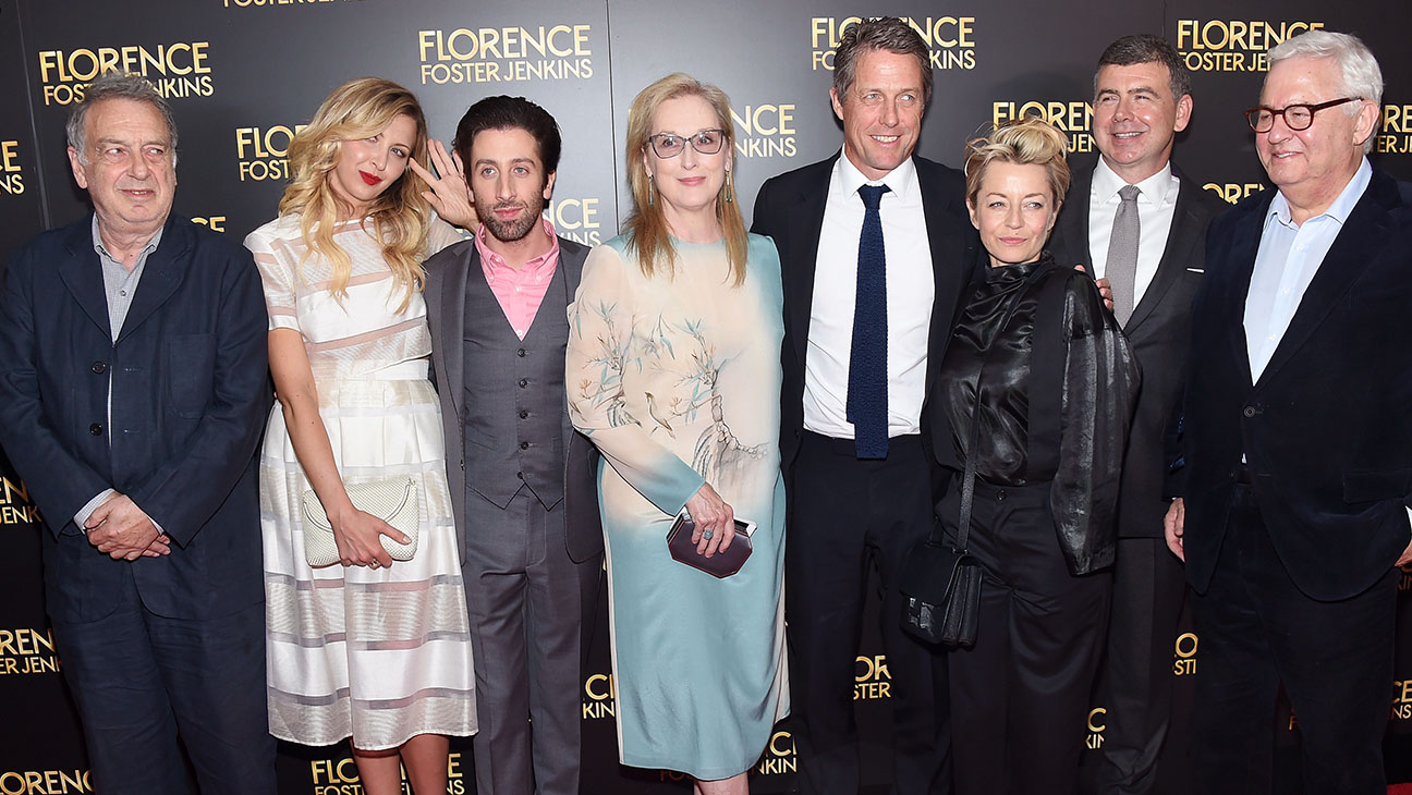Florence Foster Jenkins New York premiere -Getty-H 2016
