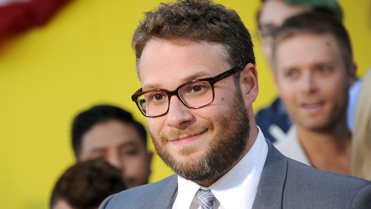 Seth Rogen - Premiere -Sausage Party-Getty-H 2016