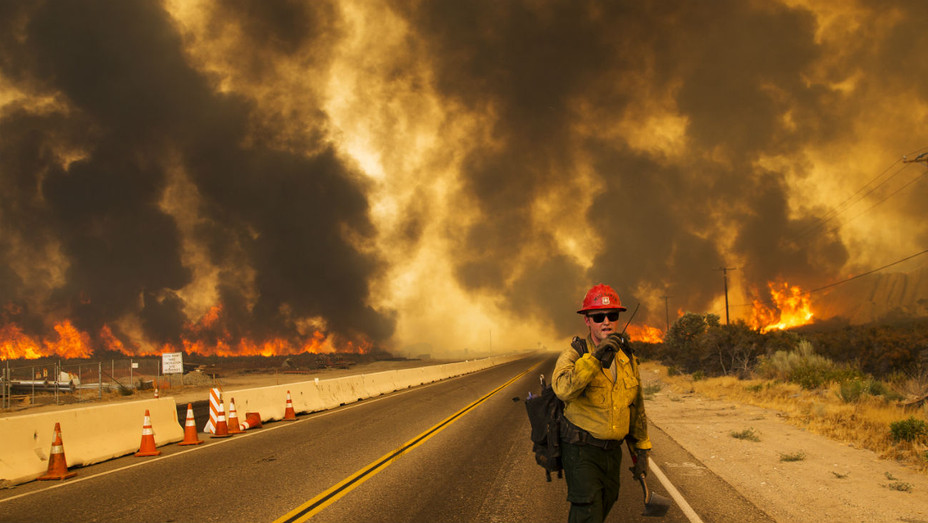 California Wildfires Aug. 16 - Getty - H 2016