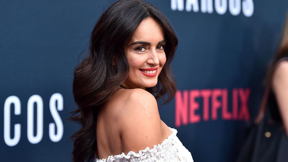 Ana de la Reguera - Season 2 premiere of Netflix's Narcos - Getty - H 2016