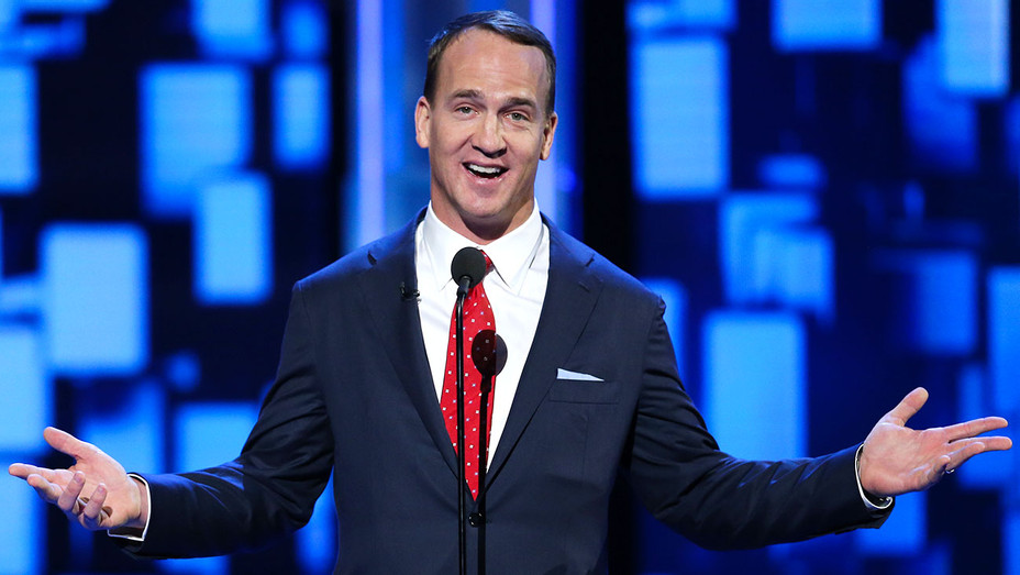 Peyton Manning -The Comedy Central Roast Of Rob Lowe-Getty-H 2016